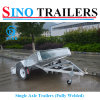 Galvanizado carrito de golf para Remolque Australia Maket