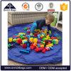 Мешок хранения Drawstring перемещения мешка устроителя игрушек циновки игры детей младенца полиэфира быстрый для легкой ыборкы