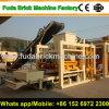自動化されるQt4-26c Ruwanのセメントのブロック煉瓦機械を舗装する
