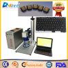 키보드 이산화탄소 Laser 표하기 기계 30W 소형 CNC 마커