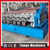 Formation de roulis de panneau de toit de feuille de voie de garage faite à la machine en Chine