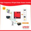 Carregador 40A solar interno do inversor solar da fora-Grade