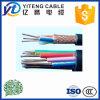 Fil de cuivre de /Copper de câble de Kvvp isolé par PVC de faisceau protégeant le câble de commande