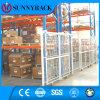 Sistema resistente do racking do armazém de armazenamento