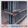 Encofrado modular de la pared del metal Q235 con la estructura segura y simple