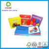 Libro de colorante de los niños de la impresión de la alta calidad en China