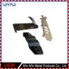 Métal estampant la plaque électrique de commutateur de couverture avec le rivet de contact
