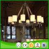 Lampada Pendant di stile di sarchiatura rotonda americana del ferro