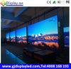 Afficheur LED P4 d'intérieur polychrome du G-Dessus SMD de Shenzhen