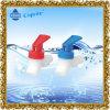 El golpecito de agua plástico para el dispensador del agua embotellada