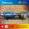 高圧水平のボイラー供給の多段式ポンプ