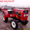 セリウムCertificate Rotary TillerかPloughとのHuaxia中国Factory Highquality 12HP Farm Mini Tractor