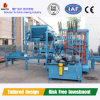 Изолированное Concrete Hollow Block Machine Made в Китае Block Алжире/Cement Brick Making Machine Qt4-24