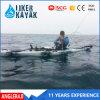 Pesca más caliente del kajak del solo asiento 2016