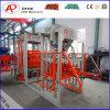 Bloque de cemento del cemento de las industrias de la pequeña escala que forma la máquina