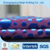 De afwijking breit Stof van het Fluweel Spandex van de Polyester van het Af:drukken van de Vlek de Nylon (MJ5067)