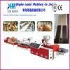 Hölzerne Plastikzusammensetzung- (WPC)Profil-Produktions-Maschine