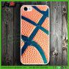 Le basket-ball raye des caisses de téléphone de sport bon marché pour l'iPhone 6 (RJT-0274)