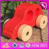 Brinquedo de madeira do caminhão de 2015 miúdos novos, brinquedo de madeira do carro da venda quente, caminhão de madeira encantador do brinquedo, madeira do brinquedo do carro para o bebê W04A204