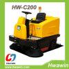 Proveedor de China de fábrica Electric Ride-on-Sweeper Barredoras