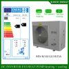 La villa 12kw/19kw/35kw del tester del riscaldamento di pavimento di inverno di tecnologia -25c di Evi 100~300sq Automatico-Disgela il migliore sistema spaccato Rated delle pompe termiche dell'alta spola