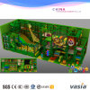 Campo da giuoco dell'interno 2016 del parco di divertimenti dei bambini di tema della giungla per strumentazione divertente di vendita calda
