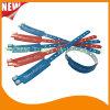 Kundenspezifische Unterhaltungs-Vinylplastik-Identifikationwristbands-Armband-Bänder (E6060B8)