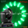 Argila Paky 200W Sharpy 5r Beam Moving Head Lighting
