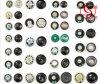 36мм 8ohm 0.5W Мини Майларовый Flat Speaker Dxi36n-B с Соответствует RoHS