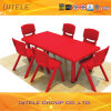 아이의 Plastic Table와 Chair (IFP-008)