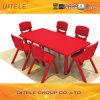 Niños mesa de plástico y Presidente (IFP-008)