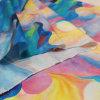 Tela de algodón de la impresión de Ditital de la manera