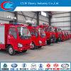 4*2 Isuzu Water Tanker와 Fire Tanker Pto Fire Fighting Truck