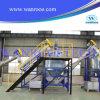 Pellicola residua di PP/PE che lava riciclando riga