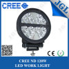CREE Pesado-Duty LED Working Lamps de 120W Super Brightness