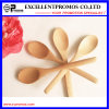 Cuillères en bois jetables de goûteur de couverts compostables (EP-S58404)