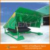 Almacenaje niveladores de muelle inmóviles del saco hinchable de 15 toneladas