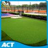 Hierba artificial del verde que pone del golf para el alto césped del área de tráfico de la decoración casera