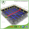 Dodgeball Jump Large Trampoline Bed pour Sports