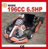 Nieuwe 196cc gaan Karting met Motor Lifan
