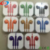 Remote와 Mic를 가진 Apple iPhone 5 Earphone를 위한 실제적인 Original