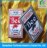 Póker de papel de calidad superior modificado para requisitos particulares de las tarjetas que juegan