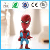 Sale&Resin Bobble Head Dolls를 위한 선전용 Polyresin Spiderman Bobble Head