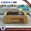 Tavolino da salotto del tè della melammina della mobilia del salone di modo (HX-6M411)