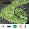 Alfombra artificial falsa barata material de la hierba del PE chino