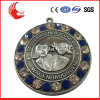 A forma feita sob encomenda Metal nos medalha militar