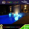 Nachladbare wasserdichte Farbe-Ändernde LED-Pool-Kugel