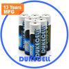 De Alkalische Batterij van Hg van 0% aa Lr6 Am3