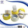 Cinta amarillenta insípida del embalaje de lacre del producto de la fábrica de Dongguan