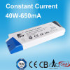 40W konstante Energien-Ergänzung des Bargeld-LED mit Spannung der Ausgabe-40-65V